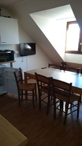 Photo for Apartment val Louron, close to the ski slopes