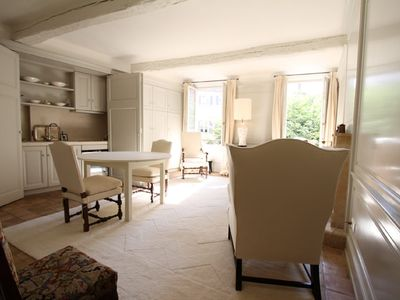 Photo for BEAUTIFUL APARTMENT IN THE HEART OF THE OLD VILLAGE