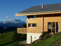 A very nice chalet with very nice surroundings