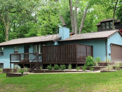 Photo for Peaceful and serene, near K College and WMU, 5 minutes to downtown Kalamazoo, MI