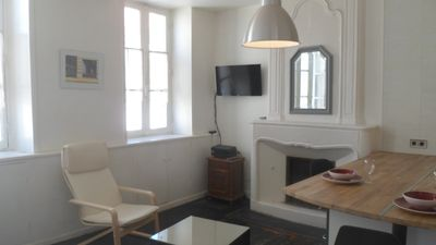 Photo for The Crown: 2 bedrooms in the heart of La Rochelle