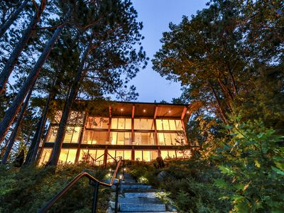Photo for Modern Muskoka! Sunsets And Views! Executive Luxury And Location....5 Bedrooms