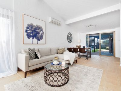 Photo for A beautifully appointed modern and stylish open plan duplex