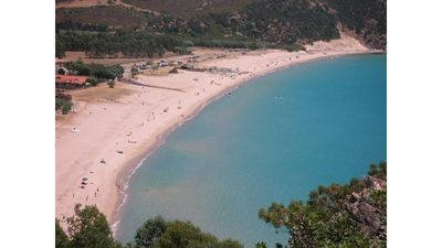 Photo for Wonderful cottage 60 meters from the sea -  gate 5 mt from white sandy beach