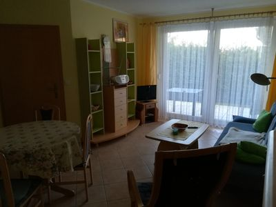 Photo for 1BR Apartment Vacation Rental in Zempin, MV
