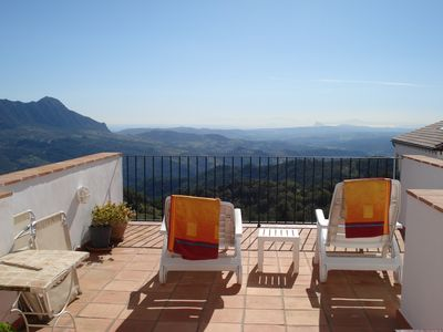 Photo for Five-star Lodgings In Ronda Mountains, Gaucín, Pool, Internet