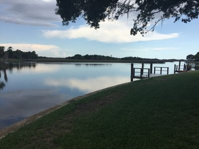 Photo for Stunning open water and sawgrass views.