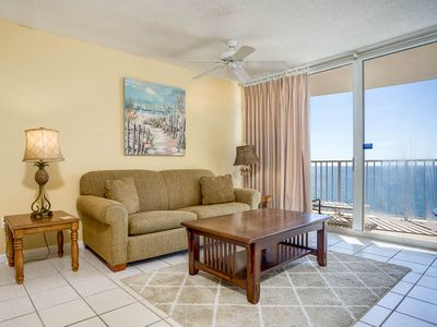 Photo for Fantastic 1 Bedroom @ Long Beach Resort, beach, view, pool and more!