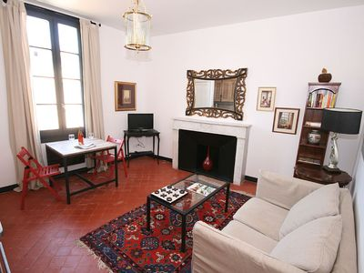 Photo for Authentic Apartment Overlooking The River Sorgue