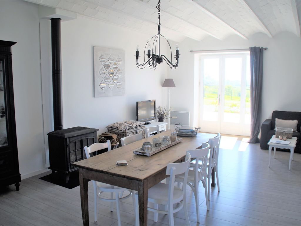 ... Heated Private Pool And. La Comelle House Rental   Luxury Holiday House  With 3 Bedrooms/2 Bathrooms, Private