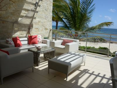 Photo for Costa Atlantica Luxurious Beachfront A-201