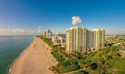 Photo for Ocean view 2 bedroom penthouse condo #2105