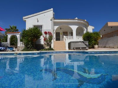 Photo for Modern Villa in Rojales with Jacuzzi and Private Pool