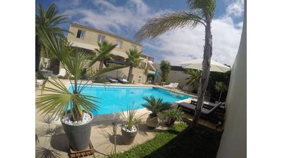 Photo for STUDIO 4 ADULTS SWIMMING POOL NATURISTS not overlooked 15 minutes from the sea