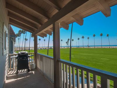 Photo for Beautiful Views Await You in this Upper Just a Short Walk From the Balboa Pier