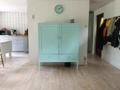 New TV-cabinet
