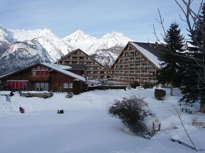Photo for Summer and winter holidays in the Upper Valais near Zermatt and Saas-Fee