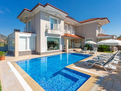 Photo for Villa Nirvana: Large Private Pool, A/C, WiFi, Car Not Required, Eco-Friendly