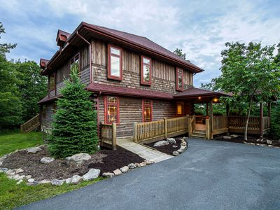Photo for Snuggl'Inn- Lake Area Home in Charming Mountaintop Community