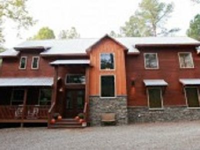 Photo for Lazy Bear Lodge Is A Stunning 3,000 Plus Sq.ft. Home With 6 Bedroom And 4 Baths