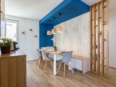 Photo for CENTER TOWN LYON CROIX-ROUSSE, 2 bedrooms, 2 to 8 people + PARKING collective
