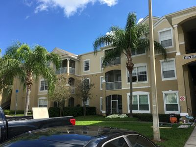 Photo for Windsor Palms Resort Community / 15 Minutes to Disney / 2 Bedroom + 2 Bath Condo