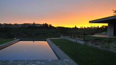 Photo for Le Cerque - Melograno - ancient farmhouse with swimming pool in the Sabina hills