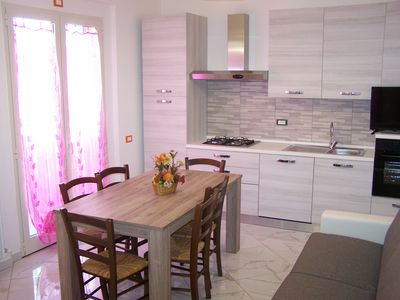 Photo for Deluxe type 4 apartment in Riccione