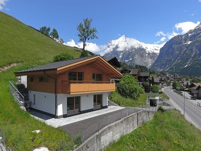 Photo for Holiday house Grindelwald for 6 persons with 2 bedrooms - Detached holiday house