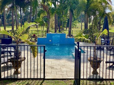 Photo for Swans Nest West - Modern & Private, Heated Pool, 3 Brm