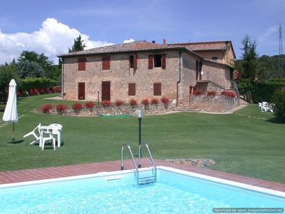 Photo for Rental in the town Sovicille - Tuscany