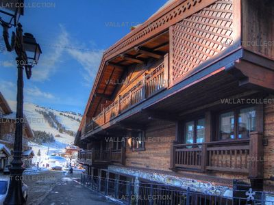 Photo for 70 sqm Cozy apartment in the heart of Courchevel