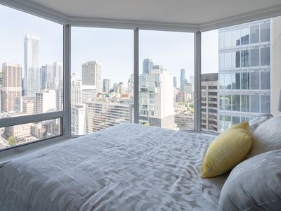 Photo for Yorkville 29th Floor Celebrity Suite (Yonge&Bloor)