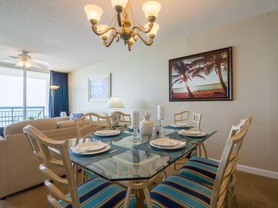 Photo for North Shore Villas-Upscale Complex Offers Beautiful Grounds & Balcony Views