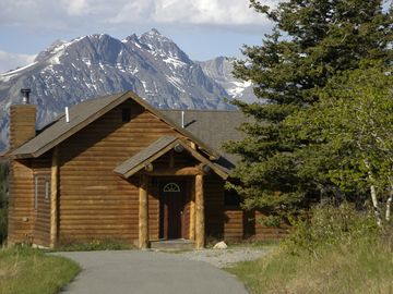 St. Mary Visitor Center, Browning, MT, USA