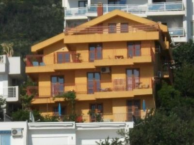 Holiday apartment Sutomore for 4 persons with 2 bedrooms - Holiday apartment