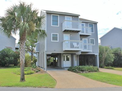 Photo for Barrier Dunes 113 / 244 - 3 Bed / 3 Bath Townhome in Cape San Blas