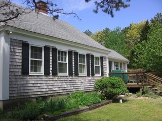 Traditionelles Wellfleet Cottage mit Charme