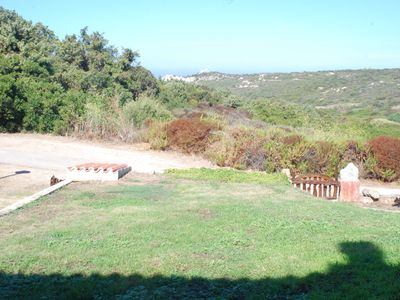 Photo for Sardinia, lovely villa on the seafront 300m from the beaches and pine forest! Quiet