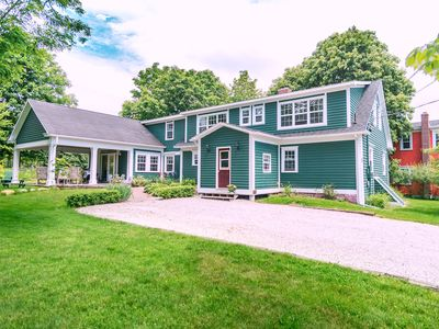 Photo for Pear Tree Cottage - Historic property in the centre of Mahone Bay