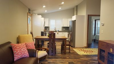 Photo for Newly Built 2 Bed/1Bath Home with Pool in Historic NE neighborhood near Downtown