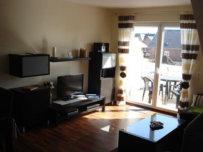 Photo for Pleasant modern loft apartment on 2 floors in Burg / Fehmarn.