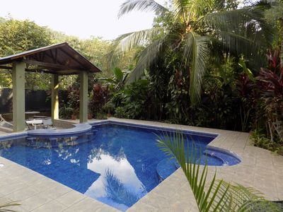 "Photo for Quiet Nature Lovers Jungle Apartment with Pool & Gazebo- ""Paradise on the River"""