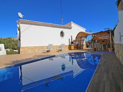 Photo for Fantastic villa Falcó with private pool, barbecue, parking and wifi