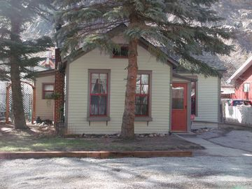 Historic District, Georgetown, CO, USA