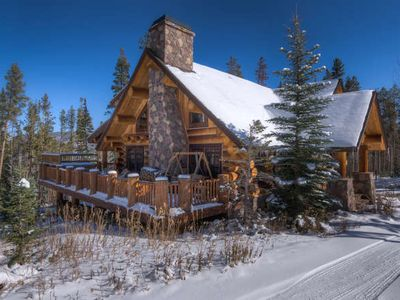 Photo for Fireside Retreat: 3 BR / 4 BA home in Breckenridge, Sleeps 6