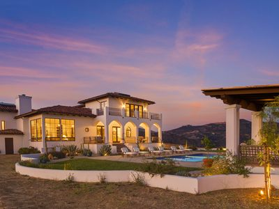 Photo for Malibu Luxury View Villa