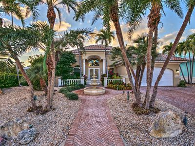 Photo for Exquisite Newly Remodeled 4 BR Key Colony Beach Home with Private Dock and Pool
