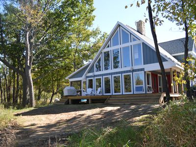 Get back to nature and experience lake life in style when you stay at our house