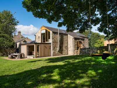 Photo for THE BARN & THE COWSHED - sleeps 14, stunning barn conversion, luxury finishes